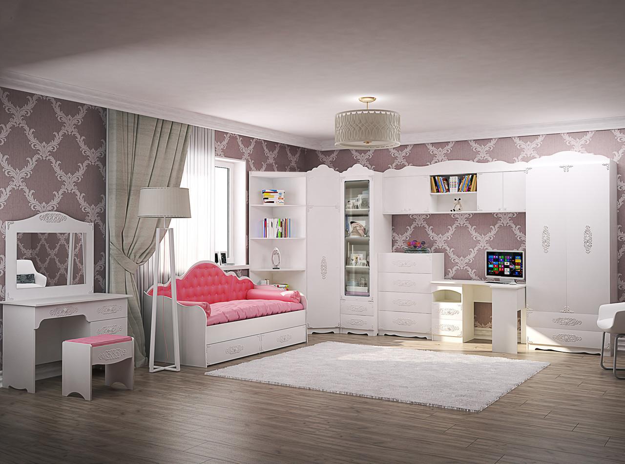 Детская модульная комната Ассоль