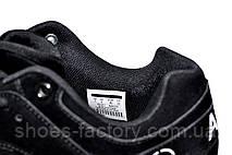 Кроссовки мужские в стиле Nike Air Huarache, Black\Orange, фото 2