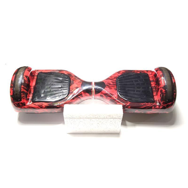 Гироскутер Smart Balance Elite Lux 6.5 дюймов Красное пламя