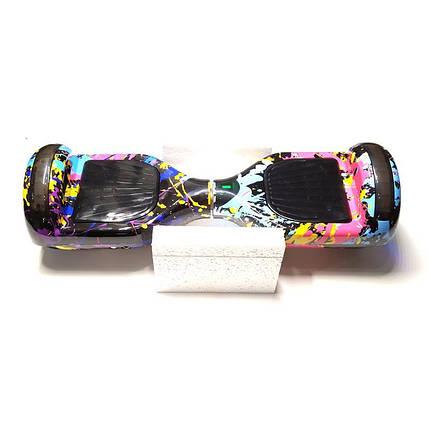 Гироскутер Smart Balance Elite Lux 6.5 дюймів клякса, фото 2