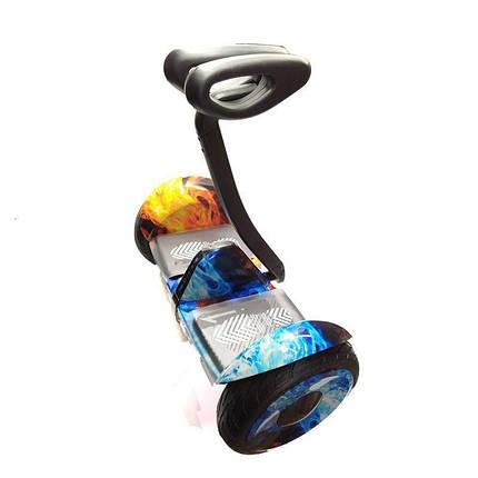 Сигвей Ninebot Mini колеса 10.5 Bluetooth огонь и лед, фото 2