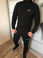 Спортивный костюм Under Armour X-black мужской трикотажный весенний осенний ЛЮКС