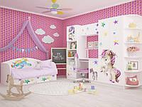 Детская модульная комната Малятко
