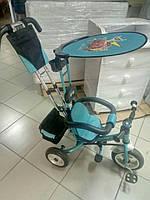 Дитячий триколісний велосипед Super Trike
