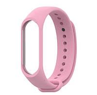 Ремешок для фитнес - трекера Xiaomi Mi Band 3/4 Розовый, фото 1