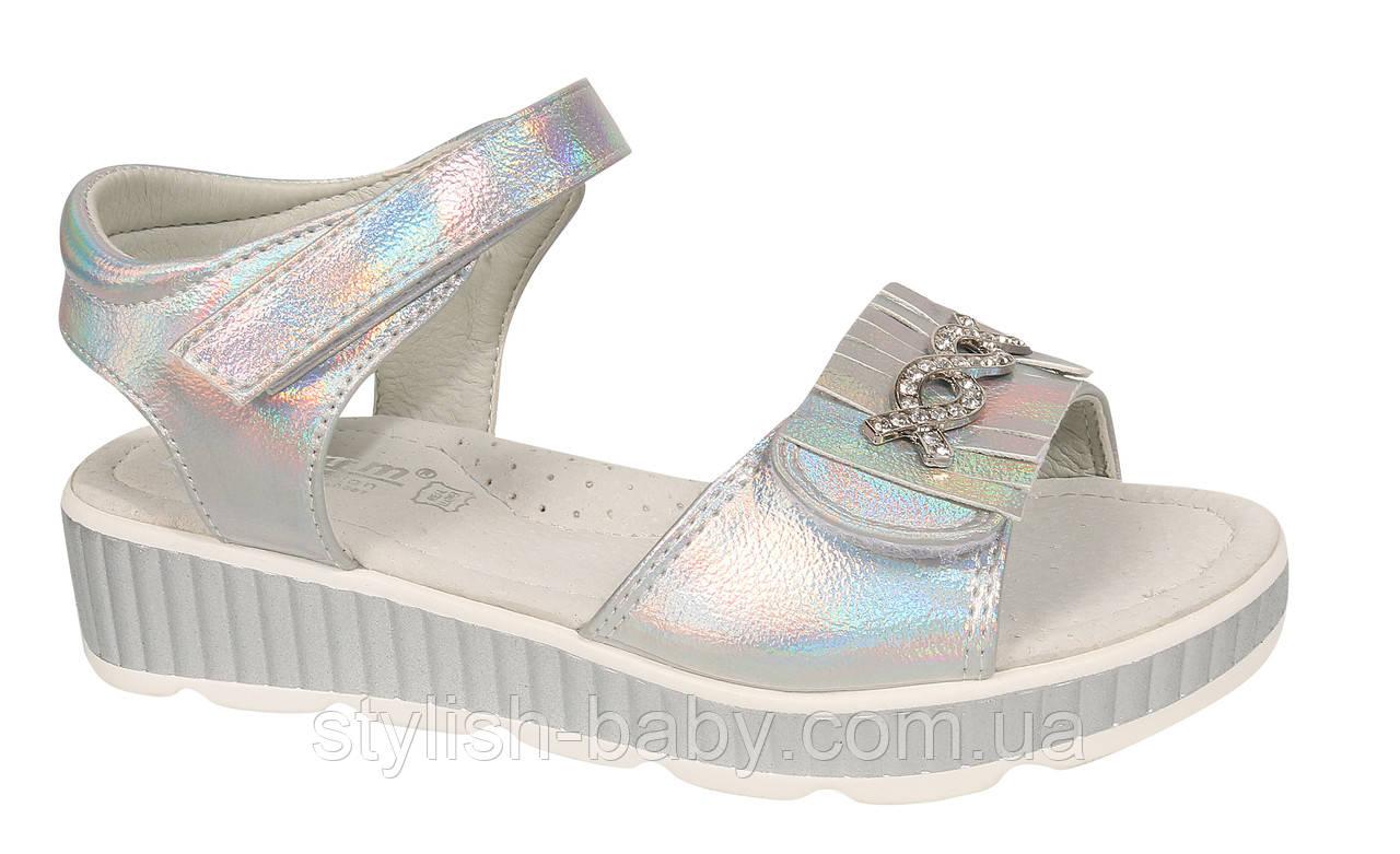 Детская летняя обувь 2020 оптом. Детские босоножки бренда Tom.m для девочек (рр. с 33 по 38)