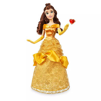 Лялька Disney Belle Classic Doll with Ring - Beauty and the Beast