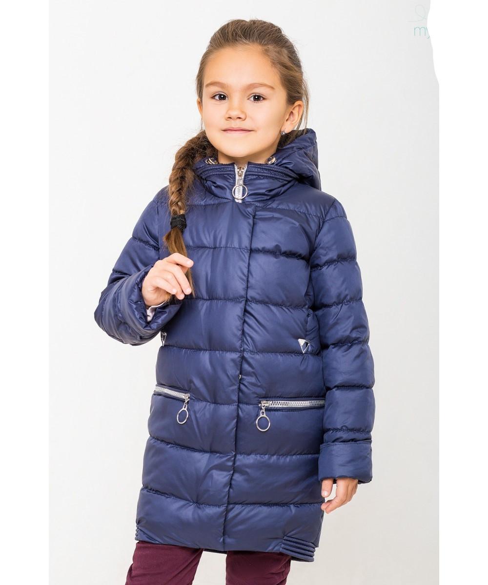 Демисезонная куртка для девочки р. 128, 134, 152