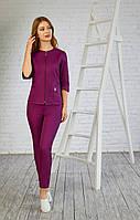 Женская медицинская куртка топ Мята - Жіноча медична куртка топ Мята