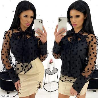 Блуза DL-7169