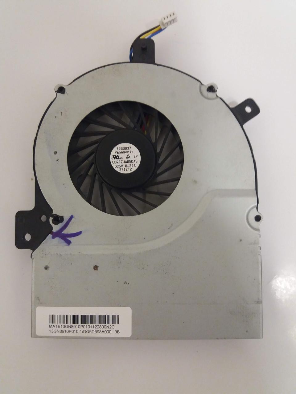 Б/У вентилятор (кулер) для ноутбука ASUS K55VJ
