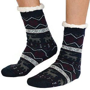Теплые термо носки мужские размер 43-45