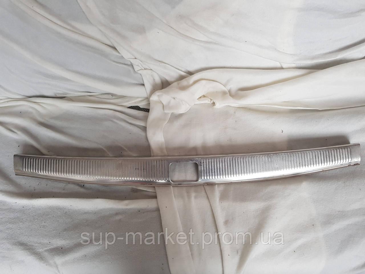4B9864483A Накладка порога багажника (хром) для VAG A6 C5 2.5TDI 1997-2004