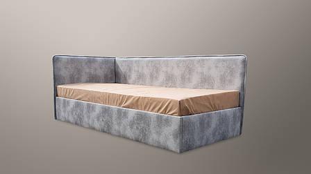 Угловая детская кровать Оушен 2х0,9, фото 2