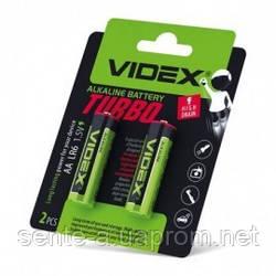 Videx Батарейка щелочная LR6/AA Turbo