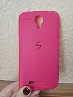 Силиконовый чехол для Samsung Galaxy S6 G920 прорезиненный Baseus
