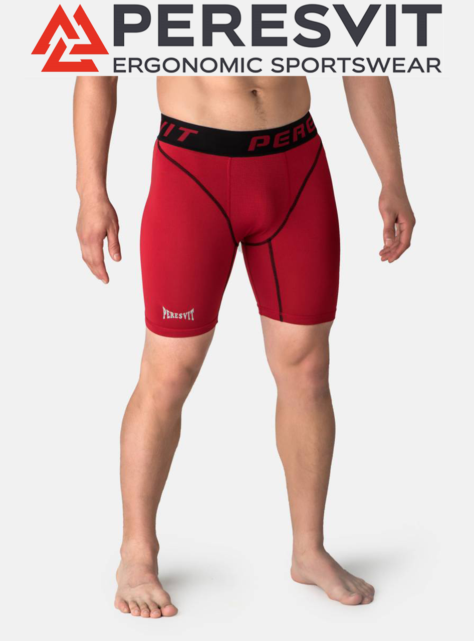 Компресійні шорти Peresvit Air Motion Compression Shorts Red