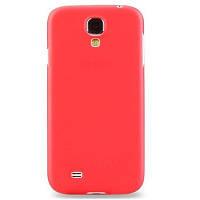 Силиконовый чехол для Samsung Galaxy S6 G920 прорезиненный Baseus красный