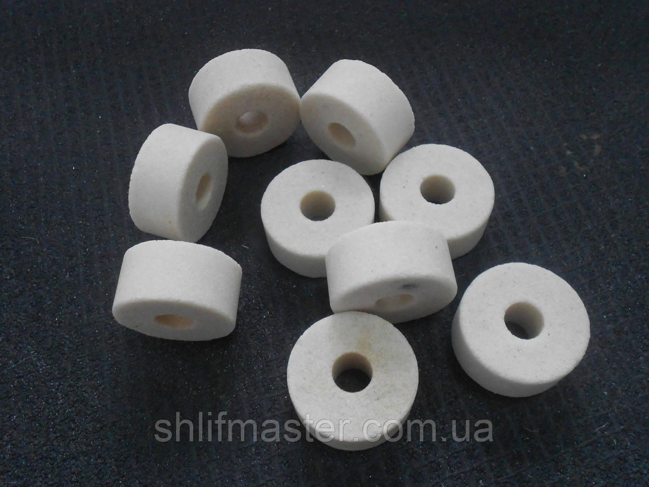 Абразивный круг шлифовальный (электрокорунд белый) 25А ПП 32Х16Х10