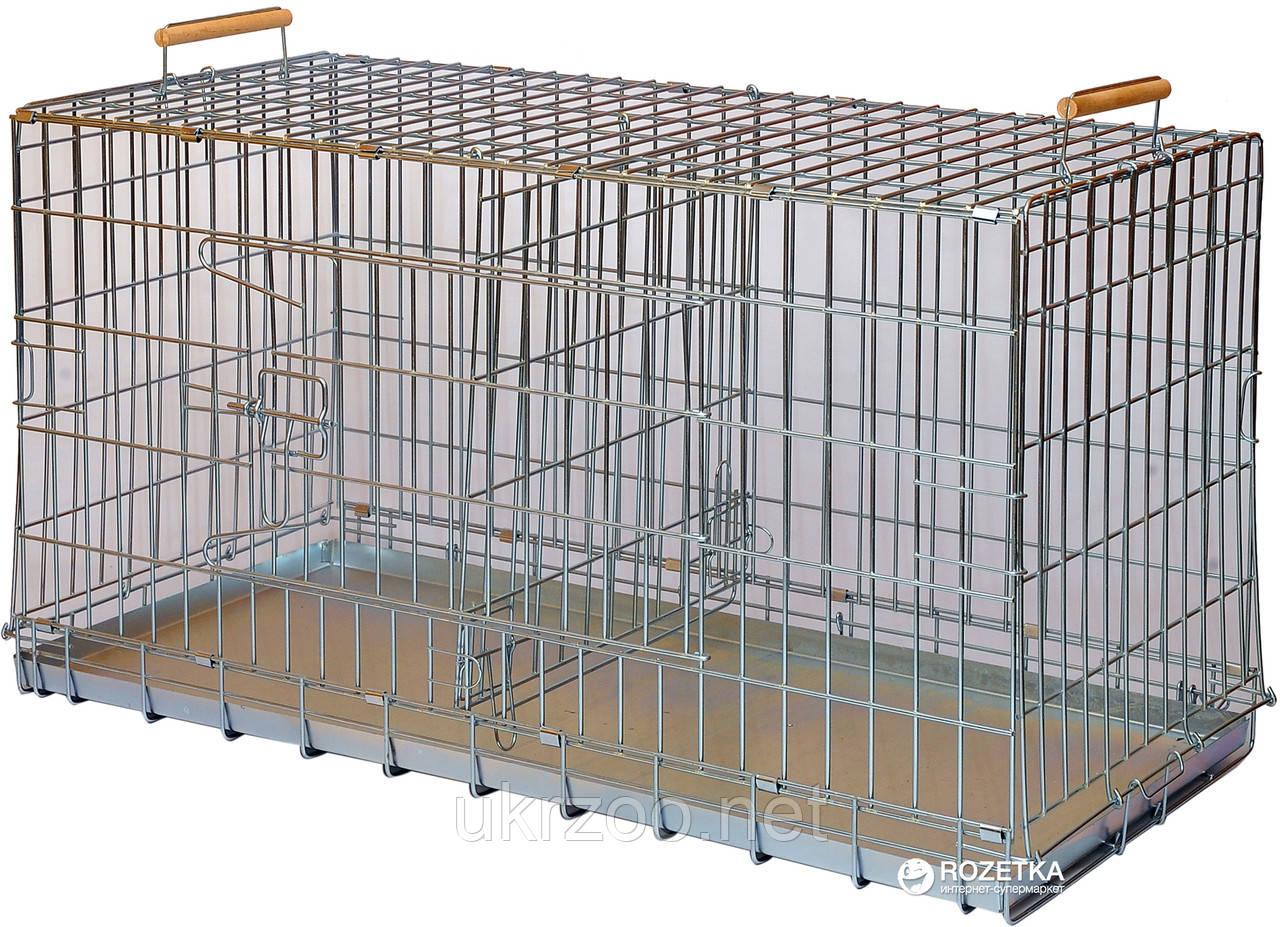 Клетка для собак вольер 100х50х55 см