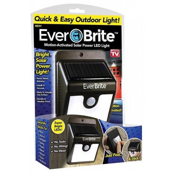 Подсветка с датчиком движения 12 led wall lights Ever Brite