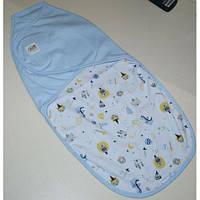 Детская пеленка-кокон для мальчика, Smil, р.56-62