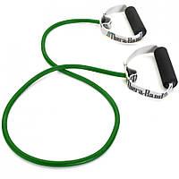Эспандер с мягкими ручками, жгут Thera-Band зеленый T 72