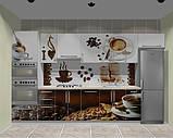 Кухня Кофе (МДФ +УФ печать) 2,6м, фото 2