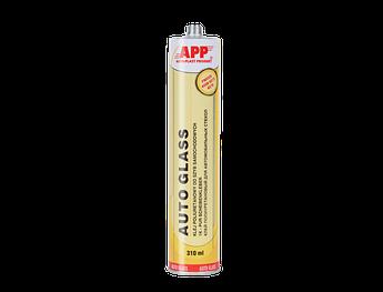 Клей для монтажа автомобильных стекол APP Auto Glass, 310 мл