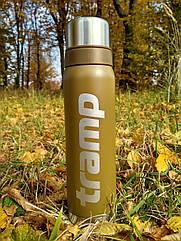 Термос Tramp Expedition Line 0,9 л оливковий. Термос трамп