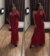 Платье в пол женское АС506, фото 1