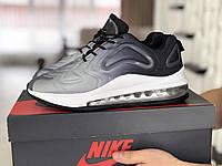 Мужские кроссовки Nike Air Max 720 серые