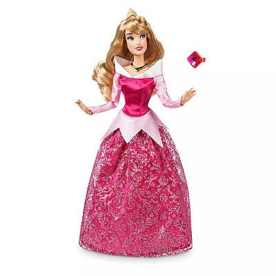 Класична лялька Аврора з кільцем Disney princess Aurora Clasic Doll with ring