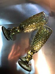 Набор 6 бокалов для шампанского из цветного стекла Bailey Aeon 200 мл