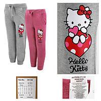 Спортивные штаны для девочек оптом, Disney, 116-152cм,  № 991-335