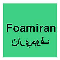 Фоамиран перечная мята иранский цвет 20х30 см, толщина 1 мм, Харьков