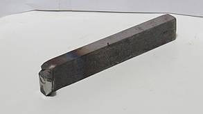 Резец резьбовой 12х12х140 Т15К6 для внутренней метрической резьбы ГОСТ 18885-73