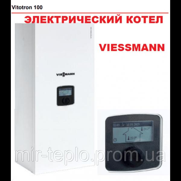 Электрический котёл Viessmann Vitotron 100 VLN3-08   ( по скидкам - звоните!)