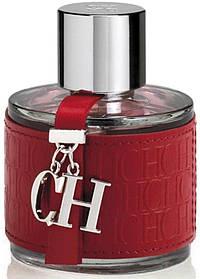 Женская туалетная вода Carolina Herrera CH (яркий цветочно-ориентальный аромат)  | Реплика
