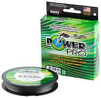 Шнур Power Pro 135m Moss Green 0.19mm 13kg/28.6lb