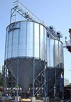 Силосы для хранения зерна, фото 1