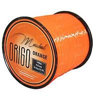 Профессиональная карповая леска Marshal Origo Carp Line Orange 1000 m флуоро-оранжевый (fluoro orange), 0,26 мм