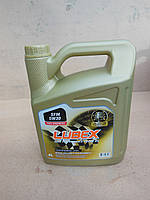 Моторное масло синтетическое LUBEX SYN 5W40 SM/CF, A3/B4  4л