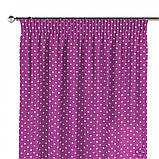 Комплект Штор в детскую Испания TOPS Тёмно-Розовый, арт. MG-131210, 170*135 см, фото 2