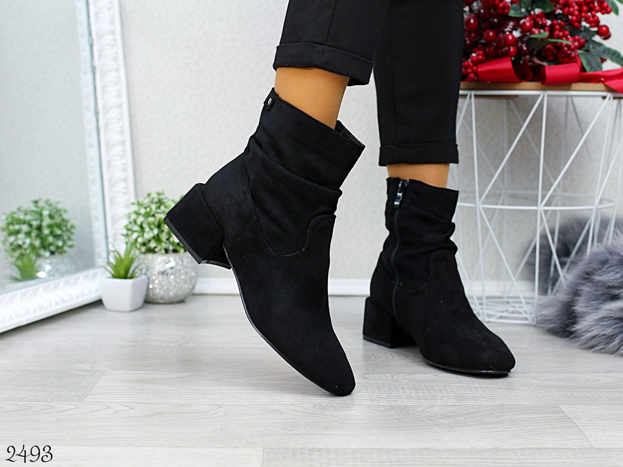 Ошатні жіночі туфлі на підборах