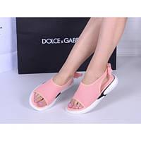 Летняя Сандалии Сандалии спорт розовый текстиль 21077 Китай