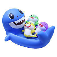 Игрушки для ванной Акулы