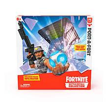 Игровой набор Fortnite Форт-Порт с эксклюзивной фигуркой Диверсанта