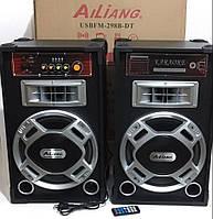 Комплект колонок Ailiang USBFM-298 B-DT (USB/FM/Bluetooth/Радио)