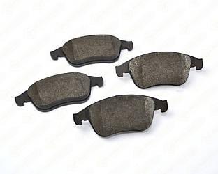 Дисковые тормозные колодки (передние) R16/17 на Renault Laguna III - Renault (Оригинал) - 410605055R